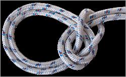Шнур плетеный 16-прядный капроновый Д- 5мм, р/н 500кгс - фото 26073