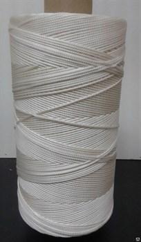 Шнур плетеный 16-прядный капроновый Д-16мм, р/н 5000кгс - фото 26079