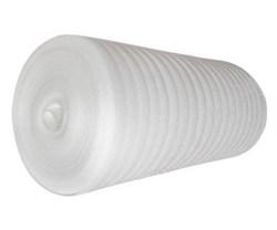 Подложка из вспененного полиэтилена 2ммx1.05м, в рулоне - 50м  (на метраж) - фото 26992