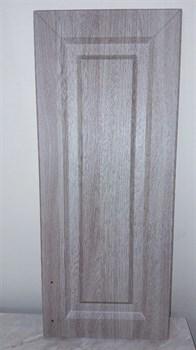 Магазин ХОЗЯИН Брянск - Фасад для мебели МДФ, 720x296мм, Ясень шимо светлый с фрезеровкой, Цезарь