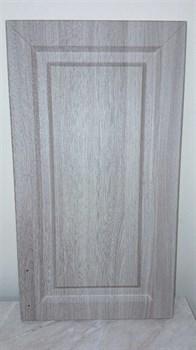 Магазин ХОЗЯИН Брянск - Фасад для мебели МДФ, 720x396мм, Ясень шимо светлый с фрезеровкой, Цезарь