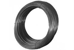 Магазин ХОЗЯИН Брянск - Проволока вязальная, диаметр 5мм, термообработанная, неоцинкованная, бухта 30м