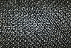 Магазин ХОЗЯИН Брянск - Сетка-рабица плетеная, 55x55x1.4мм, 1.5x10м, неоцинкованная