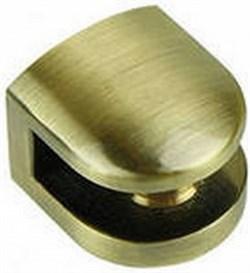 Крепёж для зеркал/зеркалодержатель Leo BLJ-79224, малый, золото - фото 52567
