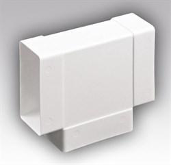 Тройник Т-образный пластиковый 55х110 - фото 6665