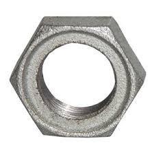 Контргайка Ду 32 сталь оцинкованная - фото 6980