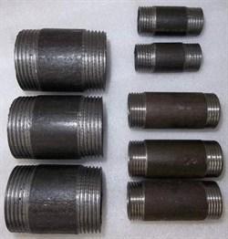 Сгон Ду25 стальной, длина 50/130мм - фото 7009