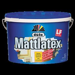 """Краска в/д """"Dufa"""" RD100 Mattlatex  2,5 л - фото 8107"""