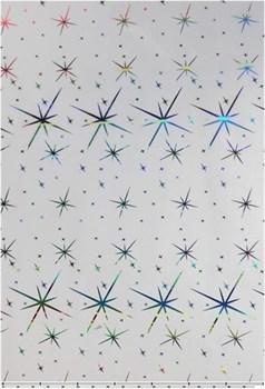 Панель ПВХ 2700*250мм Галактика металик - фото 8531