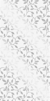 Панель ПВХ 2700*250мм Серебряные листья - фото 8552