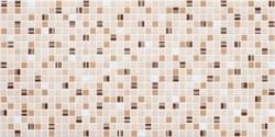 Панель-фартук ПВХ Мозаика Кофе, 960x480x0.3мм - фото 8609