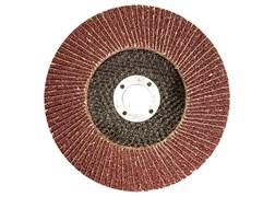 Круг лепестковый торцевой 150*22мм зерн-ть 40 (40Н)