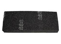 Сетка абразивная, P 60, 106 х 280мм, 25шт MATRIX MASTER