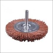 Щетка STAYER 35161-050 дисковая для дрели, полимерно-абразивная, зерно P120, 50 мм