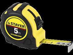 Рулетка STAYER STANDART. 5*19мм