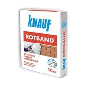 Штукатурка гипсовая универсальная Кнауф-Ротбанд, 10 кг