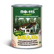 Эмаль ПФ-115 св-серая  алкидная 0,9 кг FАRBITEХ