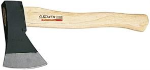 """Топор STAYER """"Тайга"""" кованый с деревянной рукояткой 0,6 кг"""