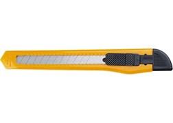 Нож 9мм  выдвижное лезвие