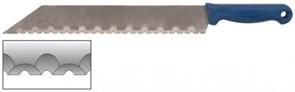 Нож для резки узоляционных плит 340мм нерж. сталь