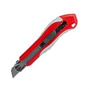Нож ЗУБР ЭКСПЕРТ с запасными сегментированными лезвиями 6 шт, 18 мм, 09167_z01