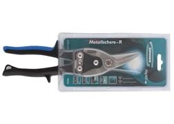 Ножницы по металлу 250мм, прямой и правый рез GROSS