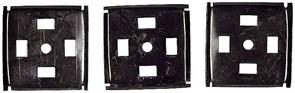Лезвия STAYER 0861-S3 MASTER для цикли арт. 0861-45, 3 шт, 55 мм