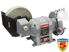 Станок ЗУБР точильный, диск 150х20х32мм, 200х40х32мм, 134об/мим, 350Вт