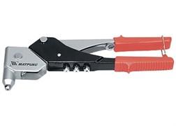Заклёпочник MATRIX 263 мм поворотный 0-360 градусов, заклёпки 2,4-3,2-4,0-4,8 мм