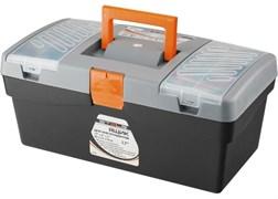 Ящик для инструмента, 420*220*180мм (17) пластик STELS