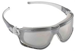 """Очки KRAFTOOL """"EXPERT"""" 110305 защитные поликарбонатная монолинза с двухкомпонентной эластичной оправой"""
