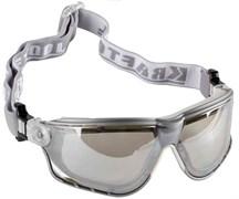 """Очки KRAFTOOL """"EXPERT"""" 11009 защитные с непрямой вентиляцией для маленького размера лица, поликарбонатная линза"""