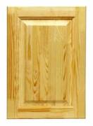 Дверка кухонная сосна 280*396 /Глухая/