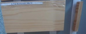 Добор дверной коробки 120x12x2200мм, хвойных пород