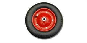 """Колесо для тачки К1101 ТС-1101  4,80/4,00-8, 16"""""""