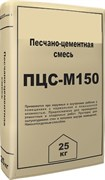 Сухая строит.смесь  М-150, 25кг