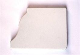 Заглушка д/желоба 0,23 белая