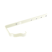 Кронштейн 0.23 белый