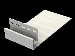 J-фаска (ПВХ) 200.Н.003. Белая
