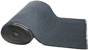 Дорожка влаговпитывающая  Floor mat 0,9 x 15м Серый