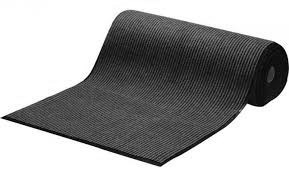 Дорожка влаговпитывающая  Floor mat 0,9 x 15м Черный