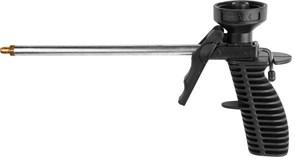 Пистолет для монтажной пены DEXX  MIX, пластмассовый корпус, игла из нержавеющей стали