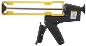Пистолет STAYER ПРОФИ полуоткрытый с противовесом 310 мл.