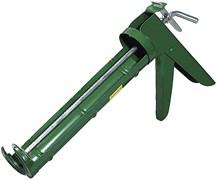 Пистолет для герметика STAYER STANDARD полукорпусной, с зубчатым штоком, 310 мл