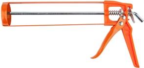 Пистолет ТЕВТОН для герметиков скелетный 310 мм