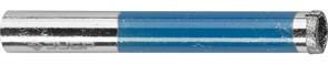 Сверло ЗУБР алмазное трубчатое по стеклу и кафелю 8мм