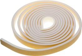 Утеплитель (уплотнитель) поролоновый для окон самоклеящийся 5ммx18 м