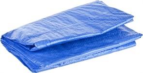 Тент STAYER универсальный плотный 65 г/м3 с люверсами 2x3м