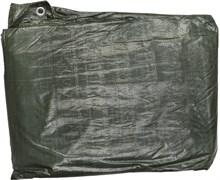 Тент STAYER универсальный плотный 90 г/м3 с люверсами 4x5м