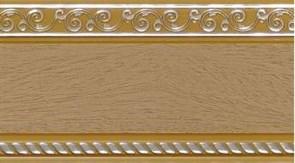 Карниз ЕСЕНИН 3-х рядный 2м золото тиама
